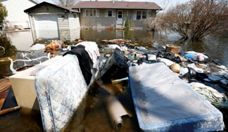 flooding Extreme flooding hits Midwestern states; more rain expected