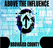 You are invited to the ABOVE THE INFLUENCE (ATI) event to support Broward County Youth and what they are ABOVE!!!!