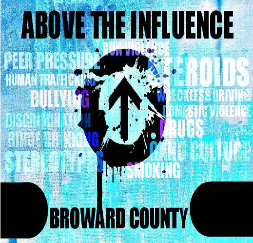 image001 You are invited to the ABOVE THE INFLUENCE (ATI) event to support Broward County Youth and what they are ABOVE!!!!