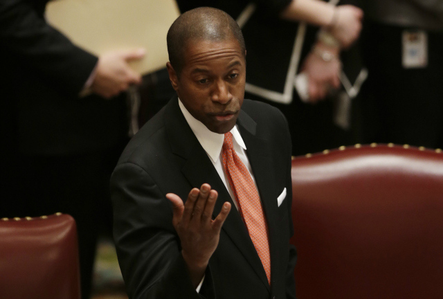malcolm smith arrested NYC Elected Officials Busted Over Alleged Mayoral Bribery Schem