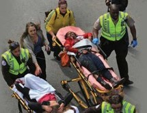 Boy, 8, one of 3 killed in bombings at Boston Marathon; scores wounded