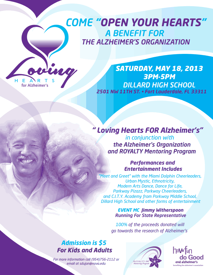 "viewer 1 COME ""OPEN YOUR HEARTS"" A BENEFIT FOR THE ALZHEIMER'S ORGANIZATION"