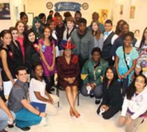 Congresswoman Frederica Wilson's Congressional Art Competition