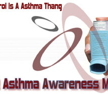 Department of Health recognizes May as Asthma Month