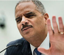 "Attorney General Eric Holder goes off on Rep. Issa for ""shameful"" way he conducts himself"