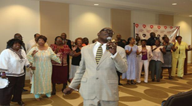 Mt. Tabor Baptist Church Choir