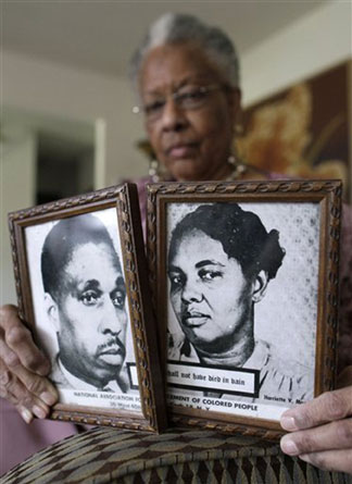 DAUGHTER OF juanita evangel Daughter of civil rights martyrs: Their sacrifice was worth it