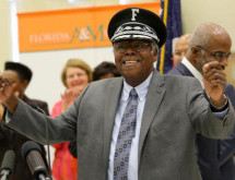 FAMU names alumnus Sylvester Young new director of marching and pep bands