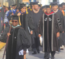 Florida Memorial University holds  2013 Spring Commencement