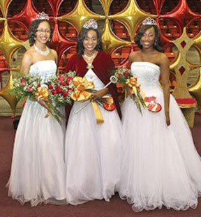 New Miss Tuskegee University Randi Lerai Harrison