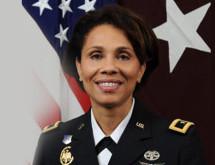 Meet the first African American two-star General in the U.S. Army Medical Command