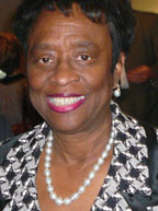 Senator Arthenia Joyner designated Senate Democratic Leader for  2014-2016 legislative term