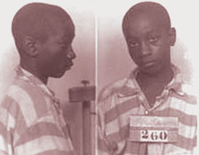 George Stinney, the youngest person ever to be executed on death row