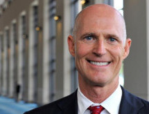 While putting the kibosh on Obamacare, Gov. Rick Scott continues to press for more corporate tax breaks