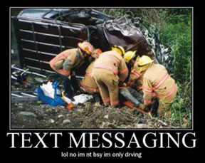 texting Warn your kids: Texting while driving now the leading cause of death for teenagers