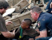 Oklahoma Tornado deaths revised down to 24, including 9 children