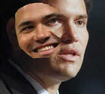 The two faces of Marco Rubio