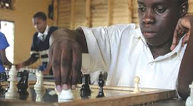 African girl goes African girl goes from poverty to international chess star