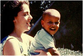 At Morehouse At Morehouse Graduation, Obama Blames Kenyan Deadbeat Dad, But What About His White Deadbeat Mom?