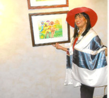 The Gold Coast Water Color Society exhibit held at Parker Playhouse