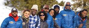 Black Mountain Climbers