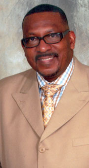 Bishop Victor Curry