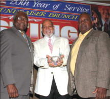 """2013 African American Golfers Hall of Fame Leadership Award"""