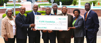 FAMU Class of 1962 FAMU Class of 1962 gives back to alma mater