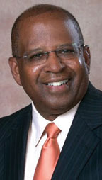 FAMU former journalism dean James E. Hawkins