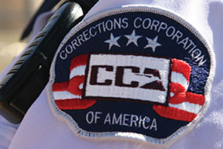 Corrections Corporation of American  (CCA)
