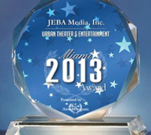 JEBA Media, Inc. receives 2013 Miami Award