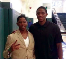 Local NBA Star Brandon Knight gives back to the South Florida Community