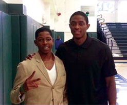 Jalen and Brandon Knight