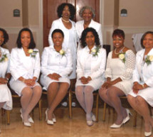 North Broward County Chapter installs new president and inducts new members