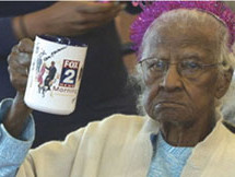Oldest person in America gets card from Obama for 114th birthday