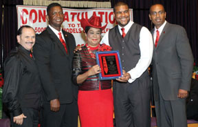5000 Role Models of Excellence Project with Congresswoman Frederica Wilson