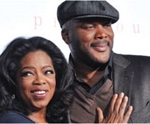 Tyler Perry to Oprah: 'I'm not supposed to be alive'