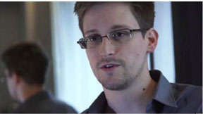 Whistblower Edward Snowden  Whistblower Edward Snowden revealed, says CIA got Swiss banker drunk and put him behind wheel of car