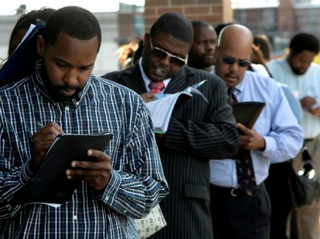 black unemployment11 New Poll Shows Some Americans Foolishly Blame Welfare For Poverty
