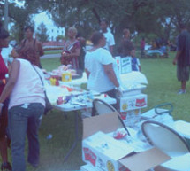 The Sistrunk neighborhood outreach at Lincoln Park