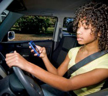 Texting while driving: A quick crash course