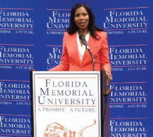 Florida Memorial University appoints its interim president