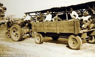 Florida refuses exhumanatio Florida refuses exhumation of bodies at reform school where African American boys  are buried