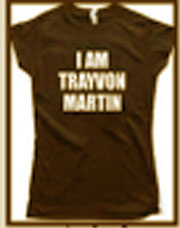 I am Trayvon Martin Fine Print and murder