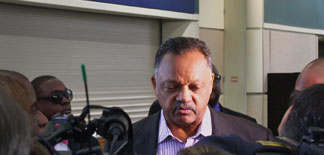 JESSIE JACKSON Jesse Jackson: 'There is a Trayvon in every town'