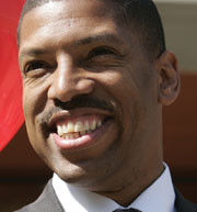 The rise and fall of Kevin Johnson as President of Black Mayors