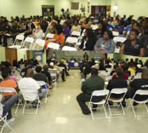 NAACP Trayvon Martin Town Hall Meeting