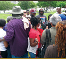NAN holds Trayvon Martin rally and protest