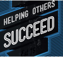 Passion into action: Succeeding by helping others succeed