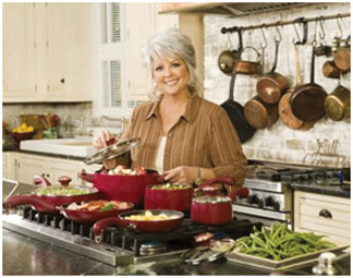 PAULA DEEN1 Paula Deen's problems create a mess for suppliers and they may all come after her as well